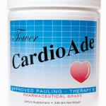 One jar of CardioAde® provides one person with a 30-day supply at the Pauling recommended therapeutic dosage (5,000 mg), or two people with a one-month supply at Pauling's suggested preventive dosage (2,500 mg).  Retail Price $68.57 each Monthly Autoship Price $47.99 each Wholesale 6 Jar Price $46.2